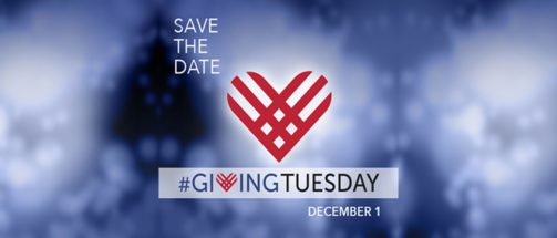 2015 Giving Tuesday banner